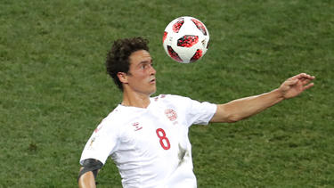 Zurück in der dänischen Auswahl: BVB-Star Thomas Delaney