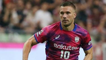Lukas Podolski verliert bei Kobe zum fünften Mal in Folge