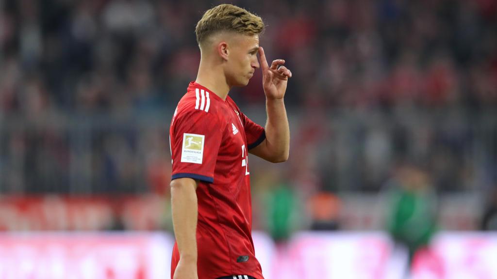 Joshua Kimmich vom FC Bayern kauft dem BVB die Underdogrolle nicht ab