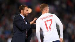 Gareth Southgate hat Englands Verbandsbosse überzeugt