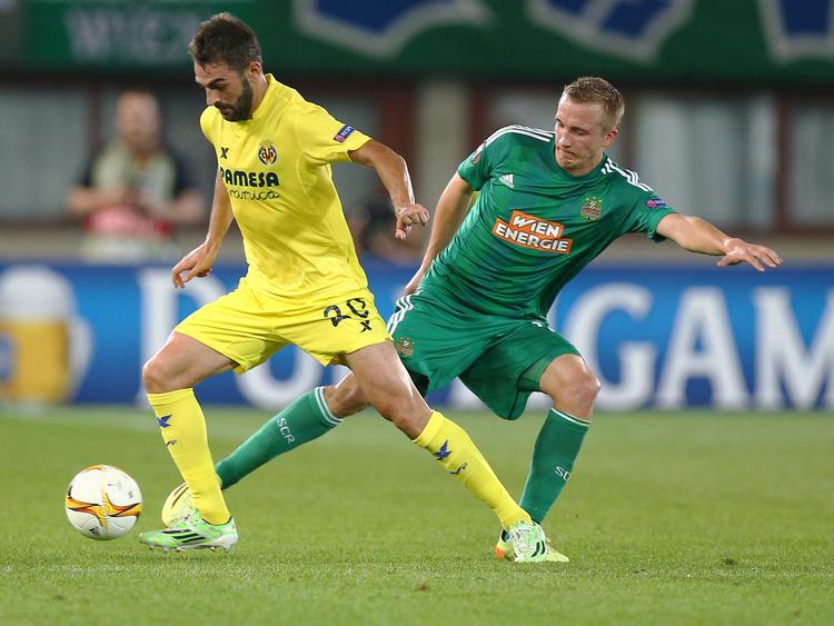 Christopher Dibon kennt das Gefühl, gegen Villarreal zu spielen