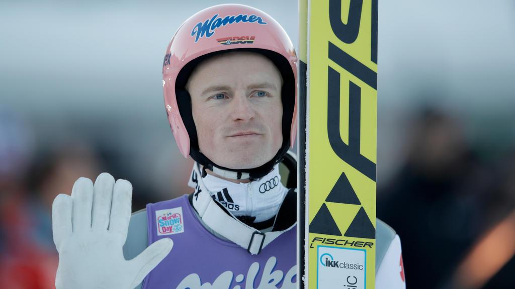 Wird auch in Nischni Tagil im Aufgebot des Deutschen Skiverbands stehen: Severin Freund
