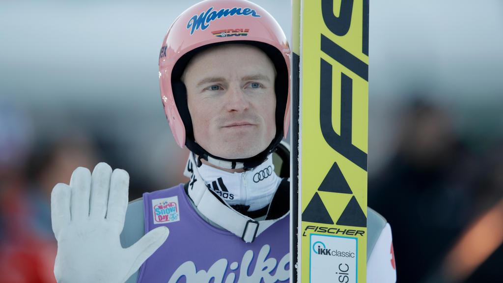 Severin Freund kehrt ins Weltcup-Team zurück