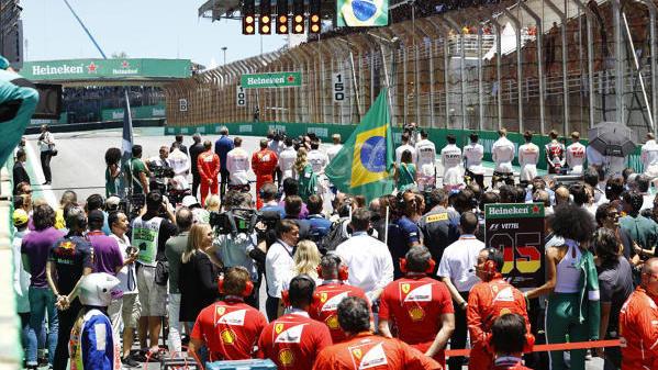 Die Formel 1 war in Brasilien schon öfter Zielscheibe von Kriminellen