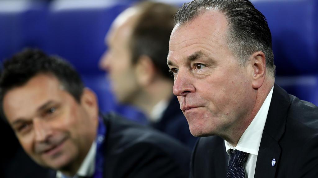 Clemens Tönnies ist seit 2001 Aufsichtsratschef des FC Schalke 04
