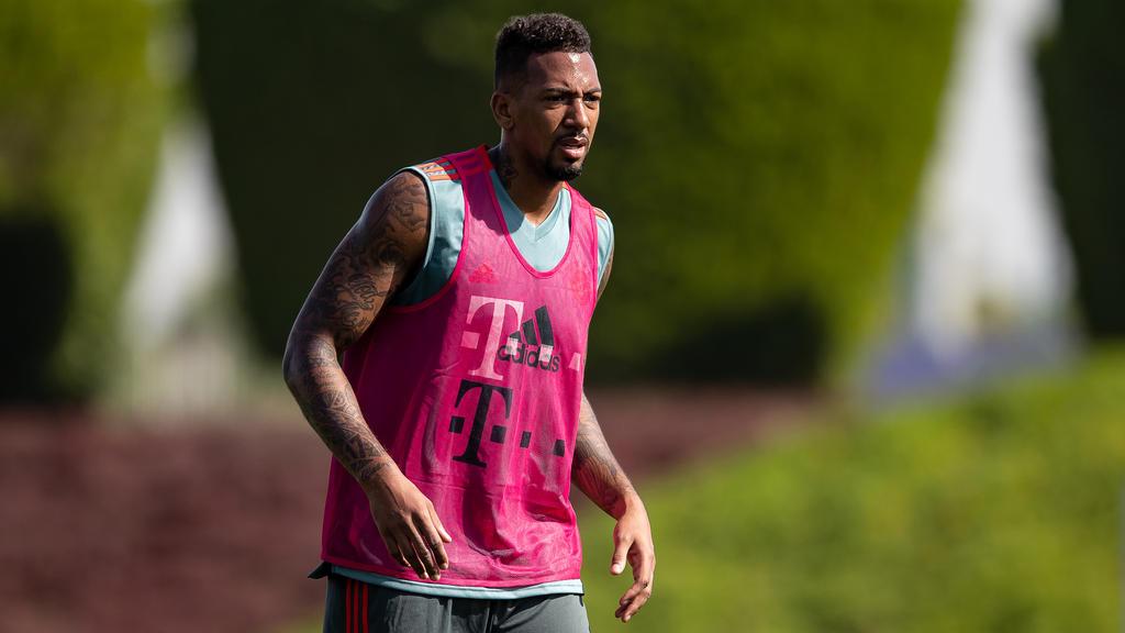 Jérôme Boateng ist beim FC Bayern nicht mehr unumstritten