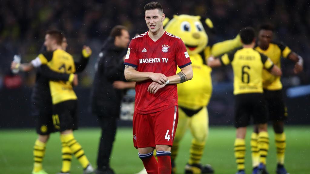 Niklas Süle glaubt an die Meisterschaft des FC Bayern