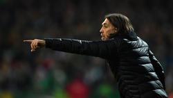 Martin Schmidt ist neuer Trainer beim FC Augsburg