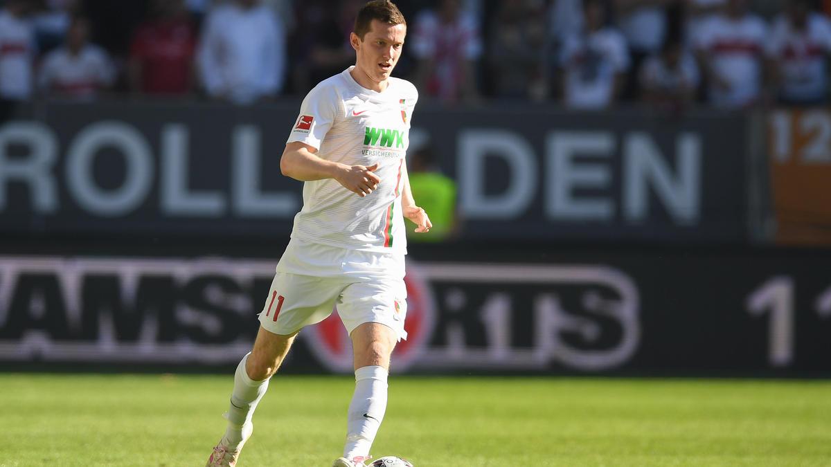 Michael Gregoritsch könnte im Sommer zu Werder Bremen wechseln