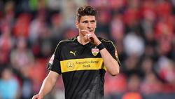 Mario Gomez kommt bei seinen Teamkollegen beim VfB Stuttgart gut an