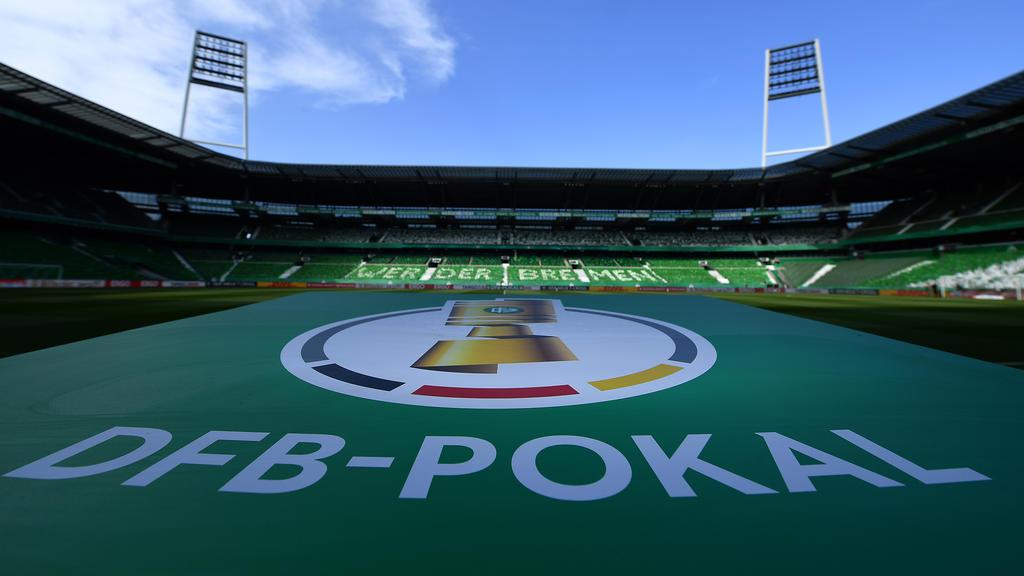 Die Erstrunden-Partie wird im Weserstadion ausgetragen