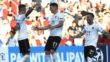 Die U21 Österreichs siegt bei ihrem EM-Debüt