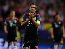 Kapitän PhilippLahm verlangt von den Bayern ein anderes Auftreten
