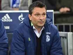 Christian Heidel ist seit dem Sommer bei Manager Schalke 04