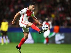 Radamel Falcao hat Monaco in das Ligapokal-Finale geschossen