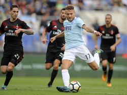 Ciro Immobile gegen Milan