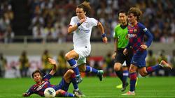 Chelsea überrascht Barca in der Vorbereitung