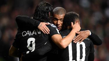 PSG-Coach Thomas Tuchel muss in der Champions League auf Cavani, Mabppé und Neymar verzichten