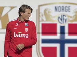 Im norwegischen Team hat Berge schon mehr Erfahrung als Håland