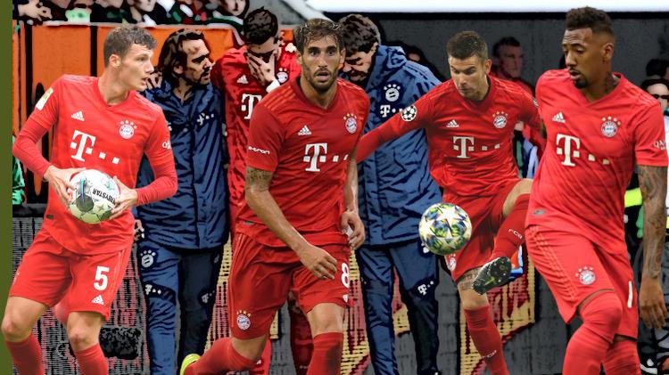 Wer vertritt Niklas Süle beim FC Bayern?