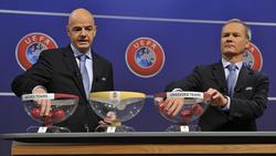 Gegen wen müssen die Bundesliga-Teams im Achtelfinale der Champions League ran?
