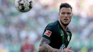 Daniel Ginczek debütiert am Donnerstag in der Europa League
