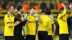 Der BVB trauert zwei Punkten gegen Leipzig hinterher