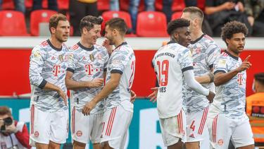 Der FC Bayern zauberte in Leverkusen