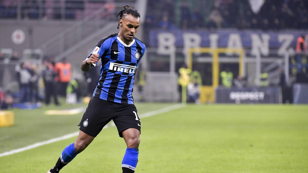Valentino Lazaro gehört bei Inter Mailand nicht zum Stammpersonal