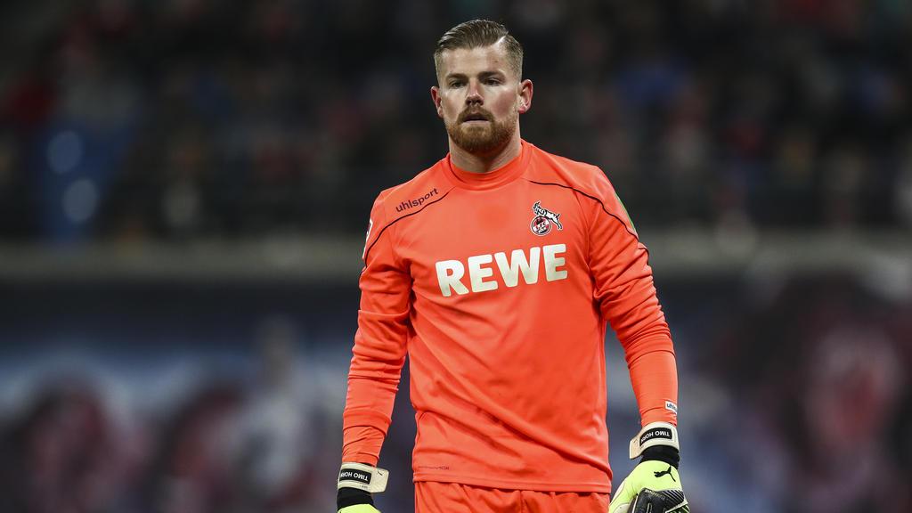 Timo Horn vom 1. FC Köln tippt auf den FC Bayern als deutschen Meister