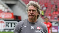 Gerry Ehrmann ist seit 1996 Torwarttrainer in Kaiserslautern und absoluter Publikumsliebling