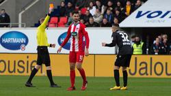 Für zwei Spiele gesperrt worden: Änis Ben-Hatira (r.)