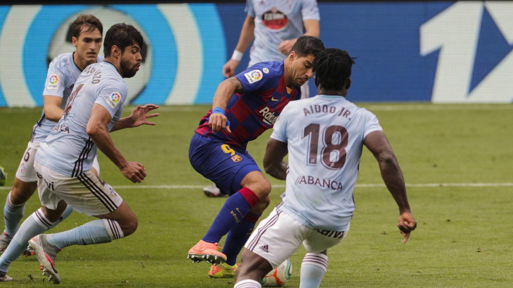 FC Barcelona patzt im Fernduell um den Titel gegen Real Madrid