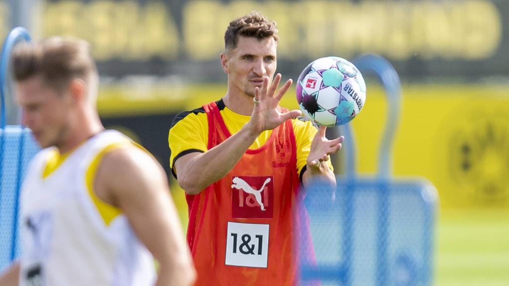 Beerbte Achraf Hakimi beim BVB: Thomas Meunier