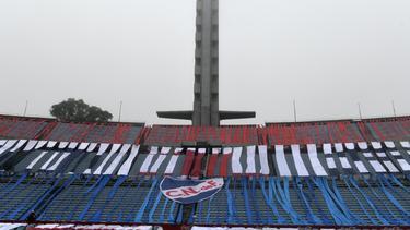 Das Centenario blieb am Samstag leer