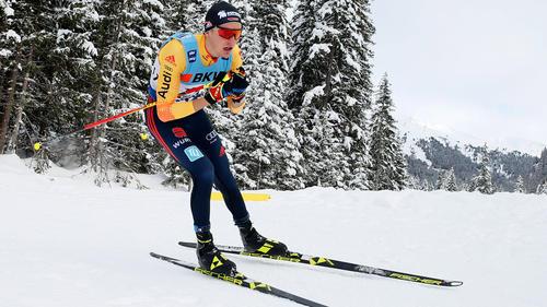 Friedrich Moch sorgte in Lahti für eine Überraschung