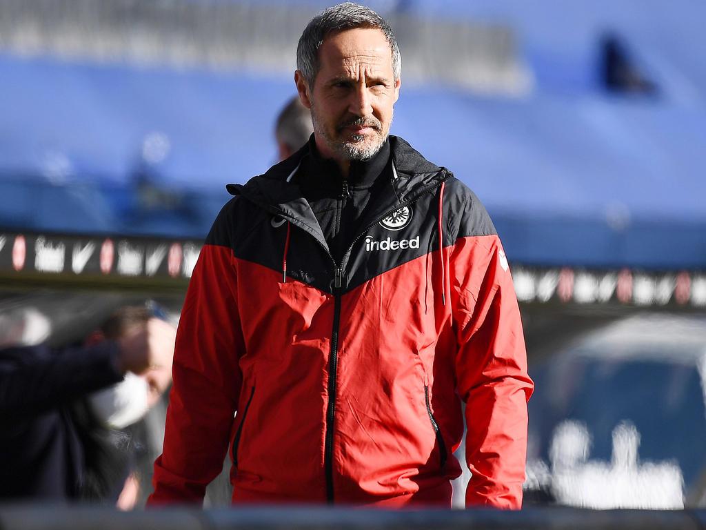 Adi Hütter verlässt Eintracht Frankfurt zum Ende der Saison