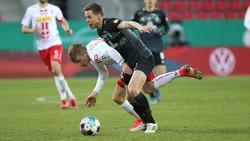 Werder Bremen steht im Halbfinale des DFB-Pokals