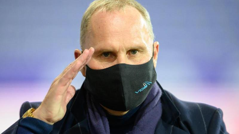 Wünscht sich eine baldige Rückkehr der Fans in die Fußball-Stadien: Helge Leonhardt