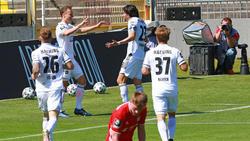 Unterhaching siegte im Süd-Duell gegen den FC Bayern II