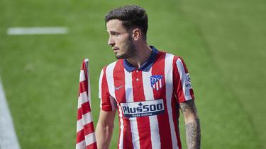 Wird mit dem FC Bayern in Verbindung gebracht: Saúl Níguez von Atlético Madrid