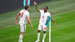 Harry Kane und Raheem Sterling schickten das DFB-Team nach Hause