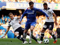 Zwei gegen Torres