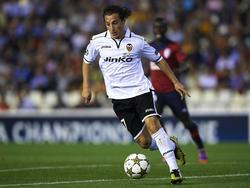 FlügelflitzerAndrésGuardado muss bei Valencia rund drei Wochen Zuschauen