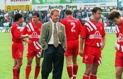 SVSandhausenwirft Stuttgart aus dem Pokal