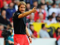 Thomas Schneider hat vor dem Stuttgarter Trainingslager vier Spieler aussortiert