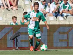 Lukas Denner verlässt Rapid bis Sommer in Richtung Wr. Neustadt