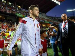 Alberto Moreno ist spanischer Nationalspieler