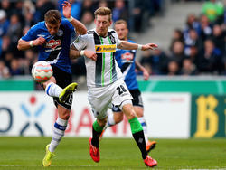 Bielefeld, líder de la tercera división alemana, dio la sorpresa de los cuartos. (Foto: Getty)