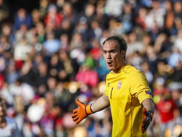 Marko Dmitrović, nuevo portero del Eibar. (Foto: Getty)